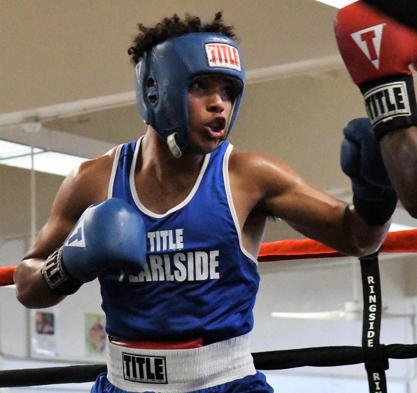 Golden Gloves Fitness Vaughan: PearlSide Boxing & Fitness
